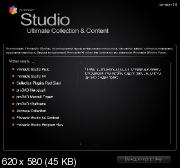 Pinnacle Studio Content Pack 17 For Version 12-14 (2010/ENG/RUS/DVD5)