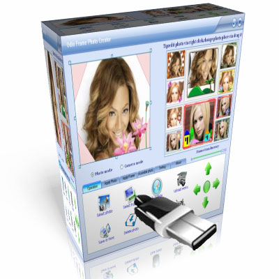 Odin Frame Photo Creator 4.3.2 Portable