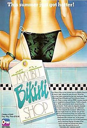 Магазин бикини в Малибу / The Malibu Bikini Shop (HD 720p)
