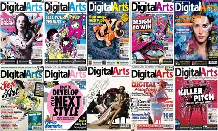 Digital Arts (2008-2010)