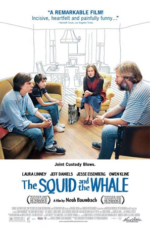 Кальмар и кит / The Squid and the Whale (DVDRip/1400)