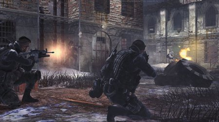 Call of Duty Modern Warfare 2: Sevlan AntiCheat [2010/RUS/PC]