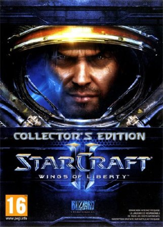 StarCraft II: Wings of Liberty - Collectors Edition (2010/RUS/ENG/Multi7)