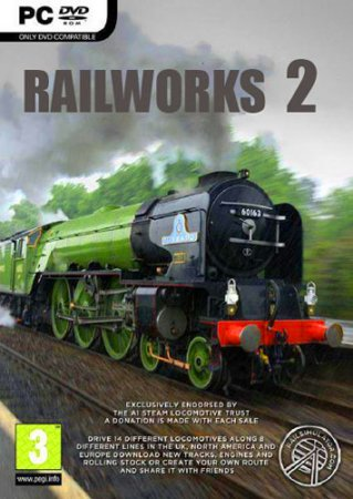 RailWorks 2: Train Simulator (2010/RUS)