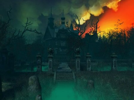 Haunted House 3D Screensaver 2.0.0.6