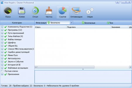 Wise Registry Cleaner Professional 5.84 Build 326