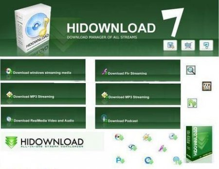 HiDownload Platinum 7.95