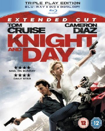 Рыцарь дня / Knight and Day (2010/HDRip)