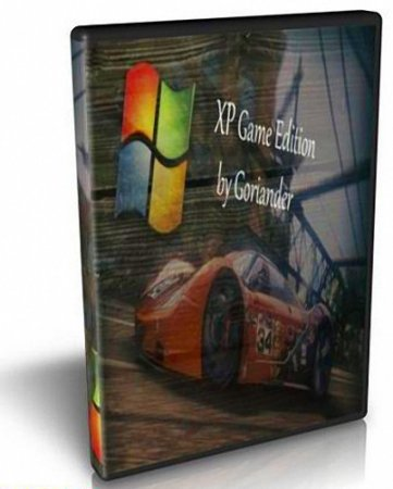 Windows XP Game Edition by GORIANDER 2010 (x86/RUS/ENG)