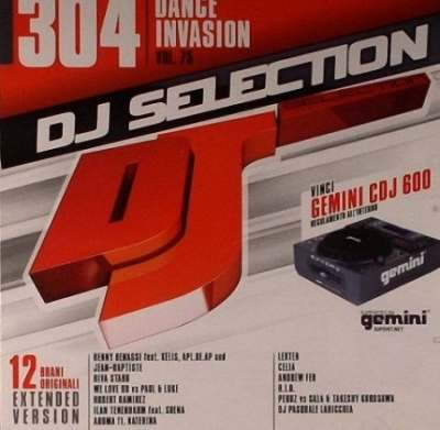 VA – DJ Selection Vol 304 Dance Invasion Part 75 (2010)