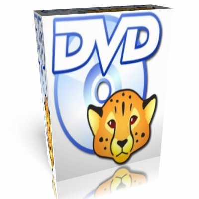 Cheetah DVD Burner 2.52