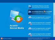 Acronis BootCD Collection 2010 v.1.2