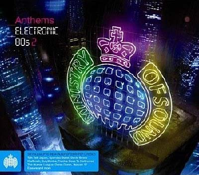 Ministry Of Sound: Anthems Electronic 80s 2 (2010)