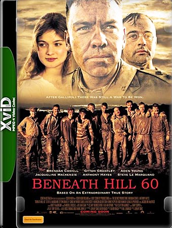 Ниже холма 60 / Beneath Hill 60 (2010/HDRip/1.46)