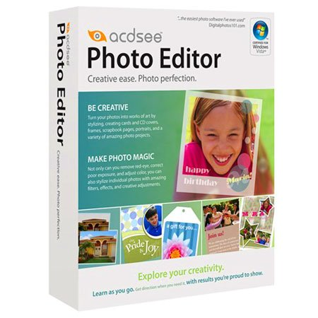 ACDSee Photo Editor 2008 version 5.0.291 Final