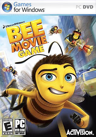 Bee Movie Game (PC/RUS/FULL)