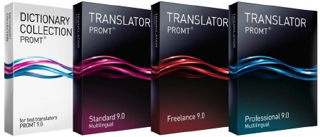 PROMT Software Collection (Update 15.11.2010) + PROMT Standard 9.0 9.0