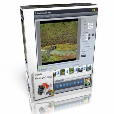 4Media Photo DVD Maker 1.5.1 build 1124
