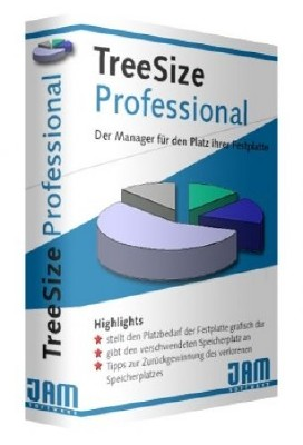 JAM Software TreeSize Professional 5.4.3.703 Portable