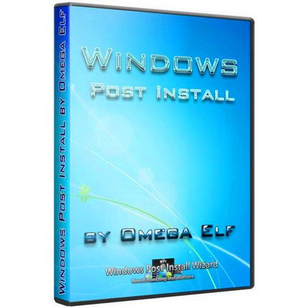 Windows Post Install by Omega Elf (2010/RUS/ENG)