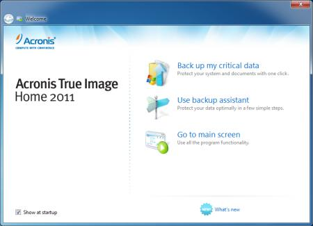 Acronis True Image Home 2011 14.0.0 Build 6574 Final