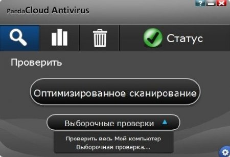 Panda Cloud Antivirus 1.3