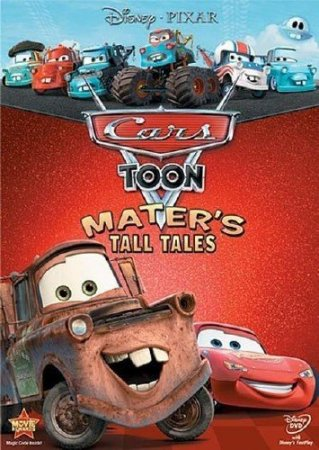 Cars Toon: Mater's Tall Tales (2010/ENG) New