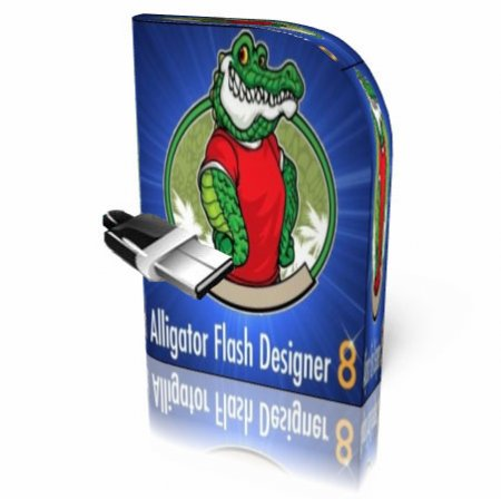 Alligator Flash Designer 8.0.21 Portable