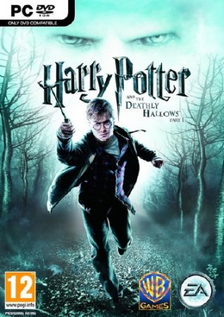 Harry Potter and the Deathly Hallows Part 1 (2010/RUS/Repack)
