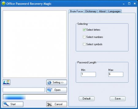 Office Password Recovery Magic 6.1.1.270(+Portable)