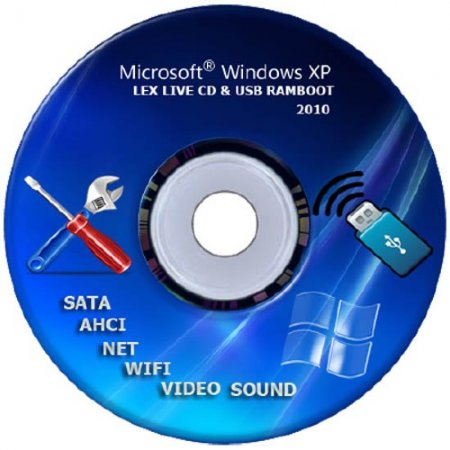Lex Live RamBoot Full Multimedia (CD/USB/11.2010)