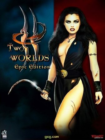 Two Worlds: Epic Edition + Extras (2007/Eng/Full Rip)