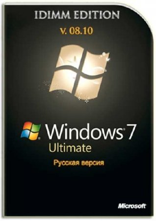 Windows 7 Ultimate IDimm Edition (x86/2010/v.08.10)