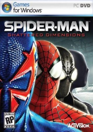Spider-Man: Shattered Dimensions (2010/ENG/Repack)