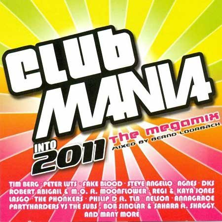 VA-Club Mania Into 2011 (The Megamix) (2010)