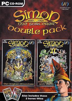 Simon the Sorcerer Double Pack (2002/ENG)