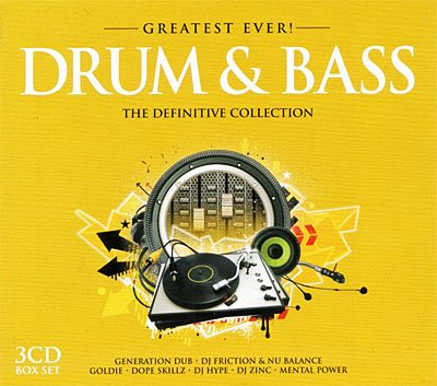 Greatest Ever! Drum & Bass The Definitive Collection 2010