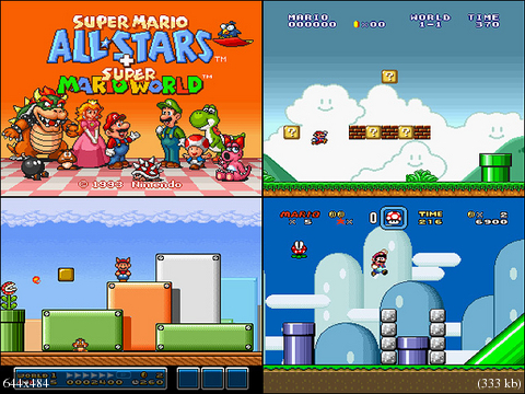 Super Mario All-Stars - 25th Anniversary Edition (2010/Eng/PC)