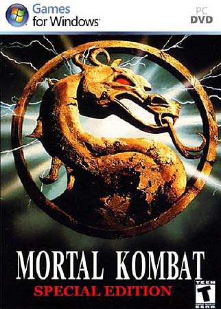 Mortal Kombat: Special Edition Update (PC/2010/RUS)