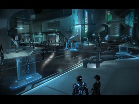 TRON: Evolution The Video Game / ТРОН: Эволюция (2010/ENG)