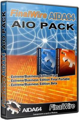 FinalWire AIDA64 AIO Pack Extreme/Business Edition (04.12.2010/RUS/ML)