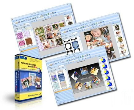 Picture Collage Maker Pro 2.4.6 Build 3208