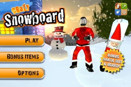 Crazy Snowboard v.2.8 HOLIDAY SPECIAL!! (2010)