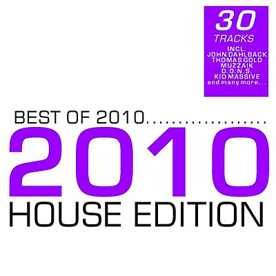 Best Of 2010 (House Edition) (2010)
