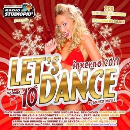 VA-Let's Dance Volume 10 (10 December 2010)