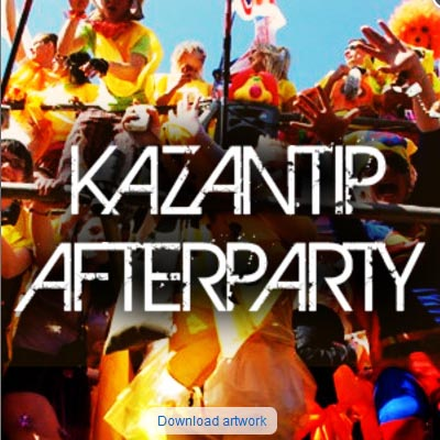 Kazantip Afterparty - Supreme by Spartaque 66 on Kiss FM Ukraine Kingsize