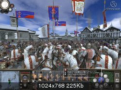 Medieval 2 Total War - Stainless Steel (2008/RUS/PC)