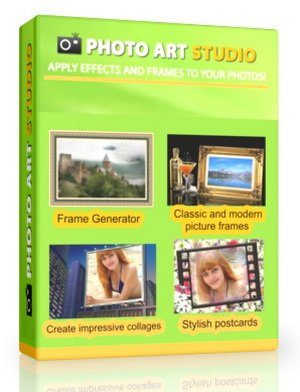 AMS Software Photo Art Studio v 2.87