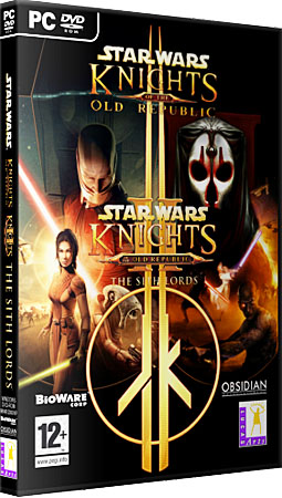 Star Wars: Knights of the Old Republic. Anthology (Repack Catalyst)