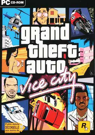 GTA Vice City - Collection 14 in 1 (2010/Русский)